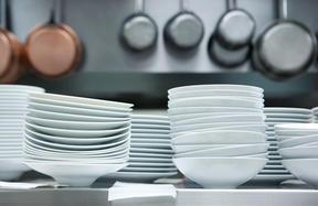 Well Organized Kitchen