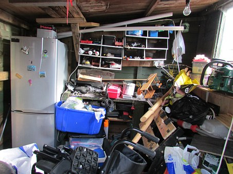 The Unbearable Heaviness of Clutter